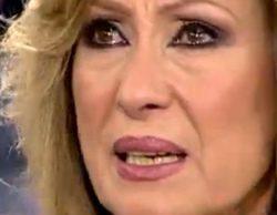 """Rosa Benito se derrumba en 'Sálvame deluxe' y carga contra Telecinco: """"Se me está dando por todos los lados... ¿Por qué?"""""""