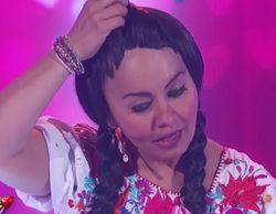 Bettina Salazar: el impresionante anuncio de que padece cáncer al final de su monólogo en TV