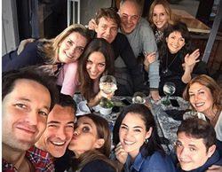 Los actores de 'El Comisario' se reúnen 6 años después del final de la serie