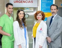 José Navar, Ana Villa, Ana Cela y Jesús Ortega se incorporan a 'Centro médico'