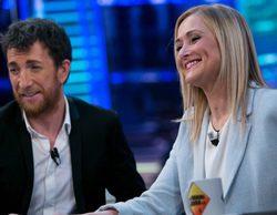 Cristina Cifuentes se muestra en 'El Hormiguero' en contra del nombramiento de Eladio Jareño como director de TVE