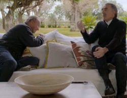 7 parecidos razonables entre Bertín y Juan y Medio tras la entrevista en 'En la tuya o en la mía'. ¿Es el sustituto perfecto?