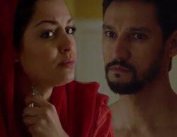 Hiba Abouk y Stany Coppet comentan su escena más complicada en 'El Príncipe'