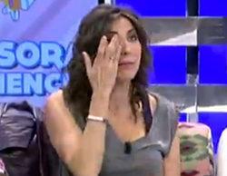 Lágrimas de Paz Padilla ante el abrazo y las palabras de María Teresa Campos para zanjar su polémica