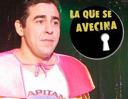 """Pablo Chiapella ('La que se avecina'): """"Amador tendrá una webserie con un personaje suyo mítico"""""""