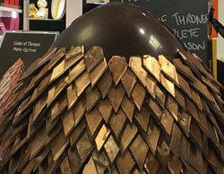 'Juego de Tronos': el huevo gigante de Daenerys en chocolate para recibir la quinta temporada