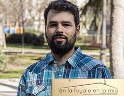 """Luis Murillo, guionista de 'En la tuya o en la mía': """"Un 80-90% de lo que pasa en el programa está previsto y guionizado"""""""