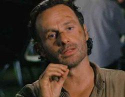 Andrew Lincoln desvela cual ha sido su muerte favorita en 'The Walking Dead'