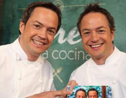 Los hermanos Torres presentan el libro de recetas de 'Torres en la cocina', su programa de La 1