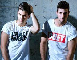 """Así han cambiado Jorge y Mark (excomponentes de la boyband de 'El hormiguero') que regresan como dúo, """"The Wa$h"""""""