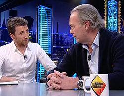 Bertin Osborne asegura en 'El Hormiguero' que pide estabilidad a TVE pero ni un euro más