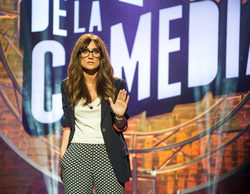Ana Morgade, nueva presentadora de 'El club de la comedia' tras la marcha de Alexandra Jiménez