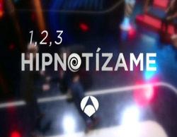 Antena 3 emitirá el próximo miércoles el especial '1, 2, 3 Hipnotízame'