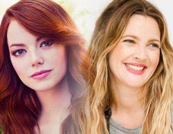 Emma Stone y Drew Barrymore protagonizarán las nuevas apuestas de Netflix para la próxima temporada