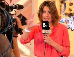 8tv cancela 'Trencadís'. Así ha sido la emotiva despedida de Sandra Barneda del espacio