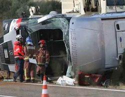 Así ha sido la cobertura de RTVE sobre el accidente de autobús en Tarragona