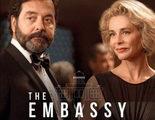 'La Embajada' de Antena 3 presenta su cartel promocional y nuevas imágenes de sus personajes