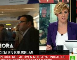 'Al rojo vivo' y 'Las mañanas de Cuatro' adelantan su emisión tras los  ataques terroristas de Bélgica
