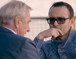 Mediaset pone fin a su disputa con Risto Mejide reemitiendo su entrevista a Johan Cruyff de 'Viajando con Chester'