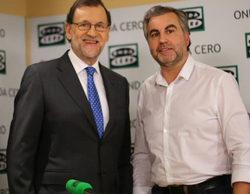 """Rajoy confiesa a Alsina su error de """"no haber estado en más medios de comunicación"""""""