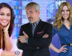 Edurne, Carlos Sobera y Lara Álvarez entran en la casa de 'Gran Hermano VIP'