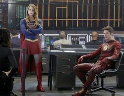 El crossover con 'The Flash' relanza las audiencias de 'Supergirl'