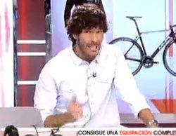 Álvaro Von Richetti, editor y presentador de 'Deportes Cuatro', abandona la cadena rumbo a Italia