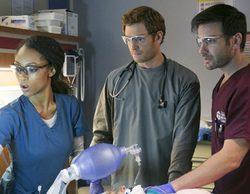 'Chicago Med' sube y anota su mejor dato desde diciembre en NBC