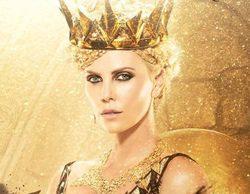 """Las 7 villanas televisivas que se inspiraron en la madrastra de """"Las crónicas de Blancanieves: El cazador y la reina del hielo"""""""
