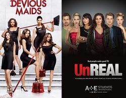 Las nuevas temporadas de 'UnREAL' y 'Devious Maids' ya tienen fecha de estreno en 'Lifetime'