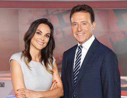 Antena 3 recupera el liderazgo informativo en la sobremesa del fin de semana con la vuelta de Matías Prats