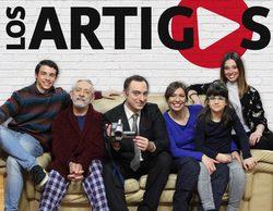 'Los Artigas', la nueva sitcom de La Competencia para Aragón TV, se estrena con éxito tras marcar un 18%