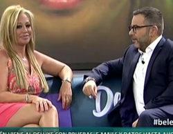 """'Sálvame deluxe' (22,9%) lidera sin rival con un nuevo """"belenazo"""" doblando al resto de ofertas"""