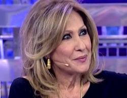 """Rosa Benito """"le quita"""" el puesto a Lydia Lozano en 'Sálvame'"""