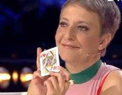 """Un concursante de 'Got Talent España' a Eva Hache: """"No me jodas el truco tía"""""""