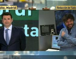Jordi Évole avanza la bronca que recibe de Mariano Rajoy en 'Salvados'