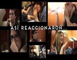 TVE aprovecha la fórmula de 'Aquí mando yo' (Antena 3) para grabar las reacciones de los fans de 'El Ministerio del Tiempo'
