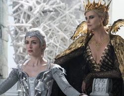 """Así es el tráiler de """"Las crónicas de Blancanieves: El cazador y la reina del hielo"""""""
