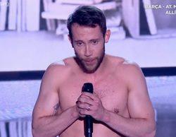 La mentira de Axel Amores, el concursante más polémico de 'Top Dance'