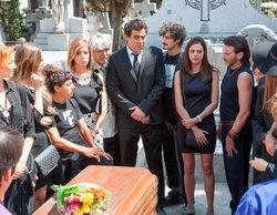 Así fue la despedida de Leo (Luis Miguel Seguí) en 'La que se avecina'
