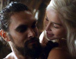 """Emilia Clarke, sobre el pene de Jason Momoa en 'Juego de Tronos': """"Si lo mostrara haría sentirse a la gente realmente mal"""""""