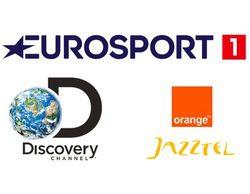 Discovery Channel y Eurosport 1, próximamente disponibles para los abonados de Orange y Jazztel
