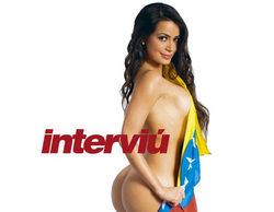 Andreina Veliz, de aparecer desnuda en Interviú a ser aspirante a 'MasterChef 4'