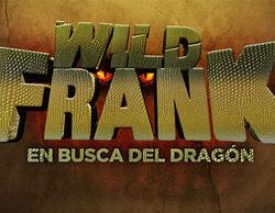 'Wild Frank' estrena temporada en Discovery MAX buscando dragones y luchando contra el tráfico animal