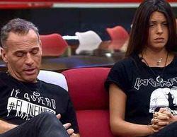 Gran bronca entre Laura Matamoros y Carlos Lozano durante su primera noche solos en 'Gran Hermano VIP'