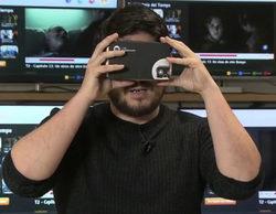 TVE apuesta por la realidad virtual en sus series de televisión