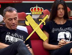 La Guardia Civil media en la guerra entre los seguidores de Carlos Lozano y Laura Matamoros
