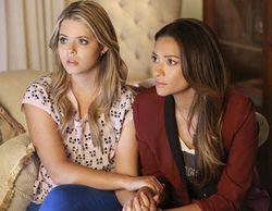 Alison y Emily podrían terminar juntas en 'Pretty Little Liars'