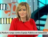 Nicolás Maduro ataca a 'Espejo público' y Susanna Griso le responde