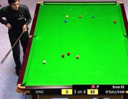 Eurosport 1 y Eurosport 2 emitirán el Mundial de Snooker al completo